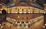 JTB イタリア主要都市のツアー ミラノアーケード