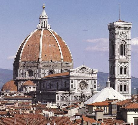 フィレンツェ・サンタマリア・デル・フィオーレ大聖堂(イタリア)ドゥオモ