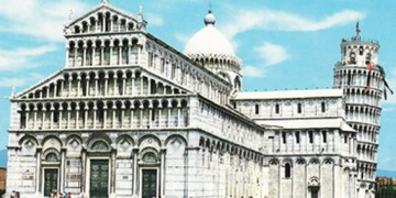 イタリア 世界遺産ピサの斜塔半日観光ツアー予約
