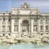 JTB イタリア主要都市ツアー トレビの泉